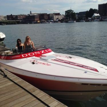 Donzi 28 Zx 2001 For Sale For 49 995 Boats From Usa Com